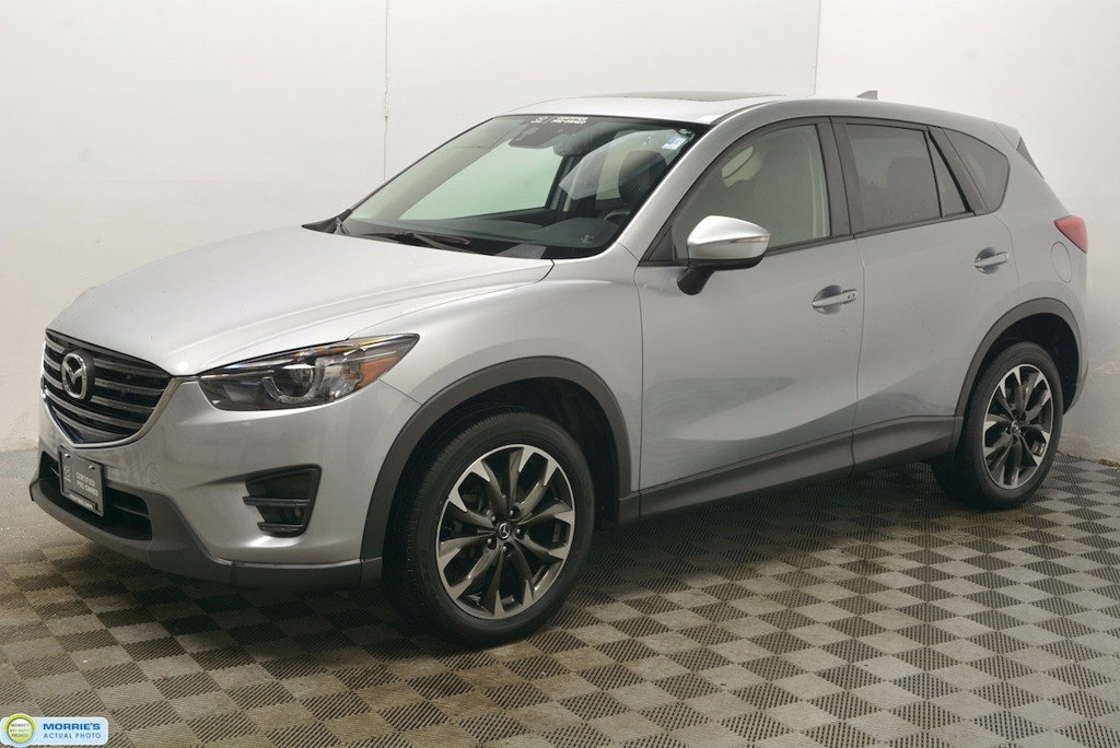 Certified Pre-Owned 2016 Mazda CX-5 AWD 4dr Automatic Grand Touring AWD