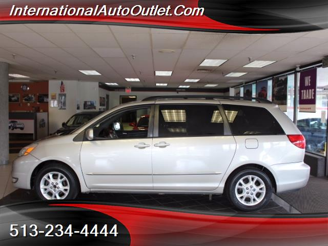 2004 Toyota Sienna XLE Limited 7 Passenger w/Navi & DVD for sale in Hamilton OH