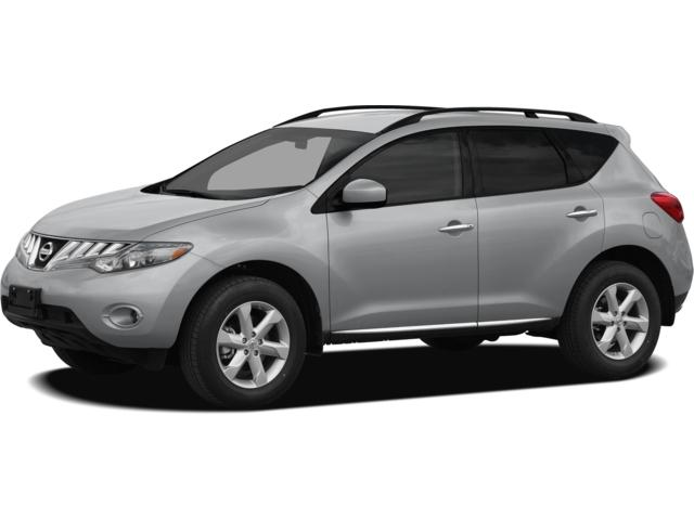 Photo 2009 Nissan Murano - Nissan dealer in Amarillo TX  Used Nissan dealership serving Dumas Lubbock Plainview Pampa TX