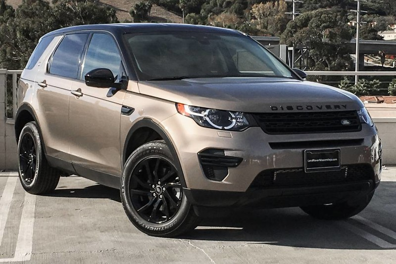 Certified Pre-Owned 2016 Land Rover Discovery Sport SE Four Wheel Drive SUV