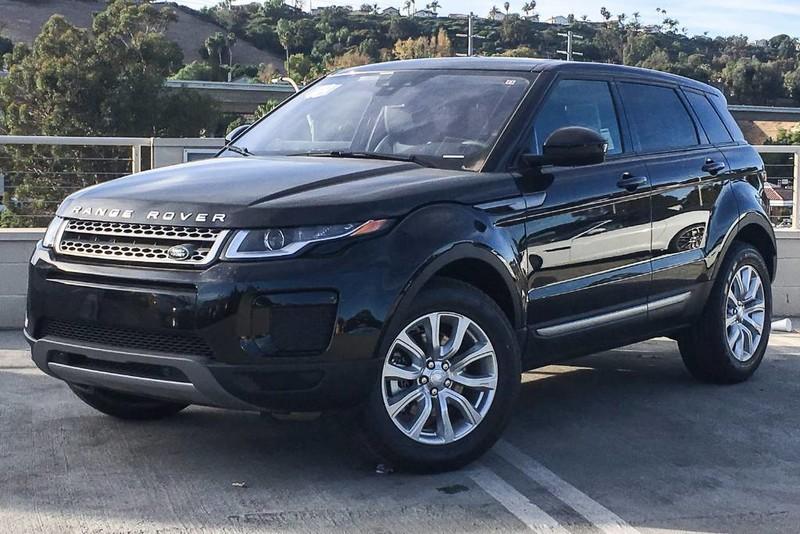 New 2018 Land Rover Range Rover Evoque SE Four Wheel Drive SUV
