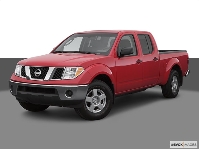 Used 2008 Nissan Frontier Crew Cab Pickup in Mesa