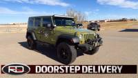 2013 Jeep Wrangler Unlimited Unlimited Rubicon Sport Utility
