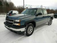 2007 Chevrolet Silverado 1500 Classic Work Truck 4dr Extended Cab 4WD 6.5 ft. SB
