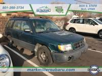 Used 1998 Subaru Forester L in Salt Lake City