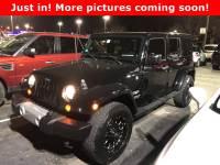 2011 Jeep Wrangler Unlimited Sahara 4WD Sahara