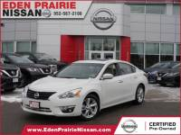Certified Pre-Owned 2015 Nissan Altima 2.5 FWD 4dr Car
