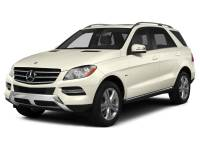 Certified Pre-Owned 2013 Mercedes-Benz M-Class ML 350 AWD 4MATIC®