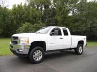 2011 Chevrolet Silverado 2500HD LT 4x4 4dr Extended Cab SB *SUPER CLEAN DURAMAX*