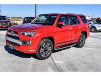 USED 2016 TOYOTA 4RUNNER LIMITED 4WD