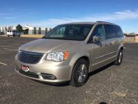 USED 2014 CHRYSLER TOWN & COUNTRY TOURING-L FWD MINIVAN