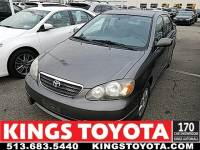 Used 2007 Toyota Corolla S Sedan in Cincinnati, OH