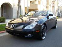 2007 Mercedes-Benz CLS CLS 550 4dr Sedan
