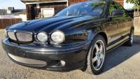 2002 Jaguar X-Type AWD 2.5 4dr Sedan