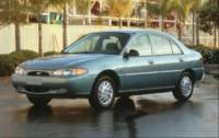 1999 Ford Escort SE 4dr Sedan