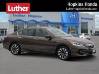 2017 Honda Accord Hybrid Base in Hopkins