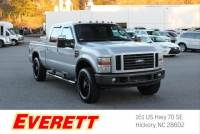 Pre-Owned 2008 Ford F-250 FX4 Crew Cab 4x4 4WD