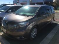 Pre-Owned 2016 Toyota Sienna Limited Minivan/Van For Sale