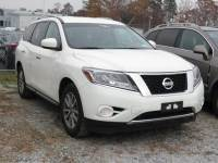 Certified Pre-Owned 2016 Nissan Pathfinder S FWD Sport Utility