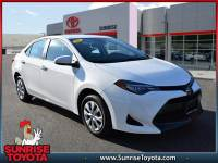 Certified Used 2017 Toyota Corolla L Sedan For Sale on Long Island, New York