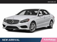 2015 Mercedes-Benz E-Class E 350 Sport Sedan