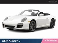 2012 Porsche 911 Black Edition Cabriolet