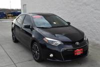 2015 Toyota Corolla S Plus Sedan Front-wheel Drive