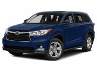 2015 Toyota Highlander XLE V6 SUV All-wheel Drive