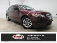 Used 2011 Ford Taurus SEL 4dr Sdn FWD Sedan Front-wheel Drive in Nashville