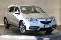 Certified Pre-Owned 2015 Acura MDX SH-AWD with Technology Package Sport Utility
