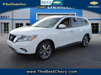 Pre-Owned 2013 Nissan Pathfinder Platinum FWD 4D Sport Utility