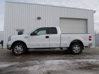 2008 Ford F-150 4x4 XLT 4dr SuperCab Styleside 6.5 ft. SB