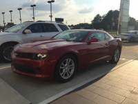 Pre-Owned 2014 Chevrolet Camaro 1LT RWD 2D Coupe