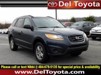 Used 2010 Hyundai Santa Fe GLS For Sale | Serving Thorndale, West Chester, Thorndale, Coatesville, PA | VIN: 5NMSGDAB7AH400909