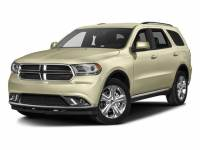Used 2016 Dodge Durango SXT SUV in Taylor TX