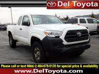 Used 2017 Toyota Tacoma SR For Sale | Serving Thorndale, West Chester, Thorndale, Coatesville, PA | VIN: 5TFSX5EN4HX050960