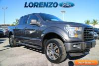 Pre-Owned 2016 Ford F-150 Limited 4WD