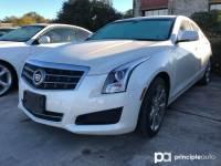 2013 CADILLAC ATS Luxury W/ Backup Cam Sedan in San Antonio