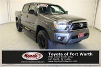 2015 Toyota Tacoma Prerunner 2WD Double Cab V6 AT Natl Truck Double Cab in Fort Worth