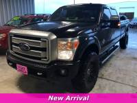 Pre-Owned 2015 Ford Super Duty F-350 SRW Platinum With Navigation & 4WD