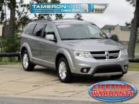 2017 Dodge Journey SXT 4dr SUV
