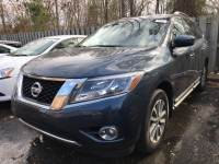 Used 2015 Nissan Pathfinder SL SUV in Mechanicsville, VA