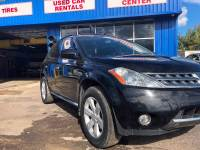 2007 Nissan Murano S 4dr SUV