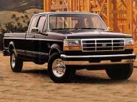1992 Ford F-250 Custom Truck Super Cab
