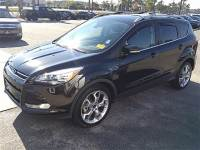 Certified Pre-Owned 2015 Ford Escape Titanium FWD 4D Sport Utility