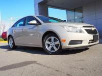 Pre-Owned 2011 Chevrolet Cruze LT FWD 4D Sedan