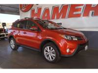 Certified Pre-Owned 2015 Toyota RAV4 Limited FWD 4D Sport Utility