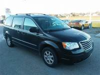 2010 Chrysler Town & Country Touring Van Front-wheel Drive