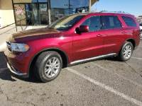2016 Dodge Durango SXT Plus 4dr SUV