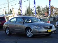2002 Nissan Altima 2.5 S 4dr Sedan